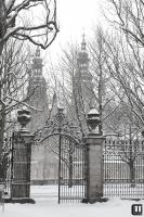 Das Tor des Schlossgartens