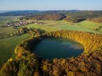 Geotop Erdfalltrichter Bernhäuser Kutte