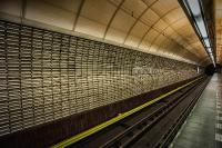 U-Bahn Prag