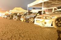 Fahrerlager Nürburgring bei Nacht